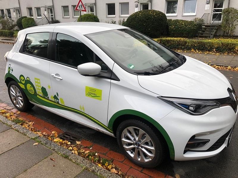 Carsharing in Bremen-Lesum